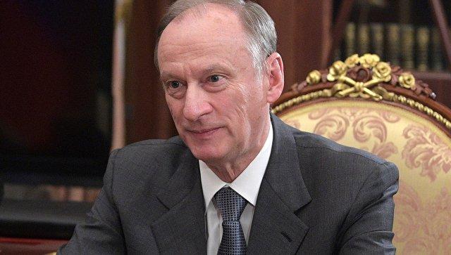Владимир Путин встретился ссекретарем Совета безопасности Российской Федерации