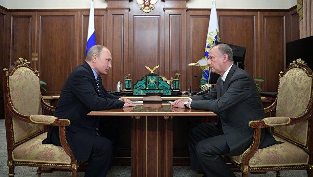 Патрушев объявил одесятикратном спаде террористической угрозы в РФ