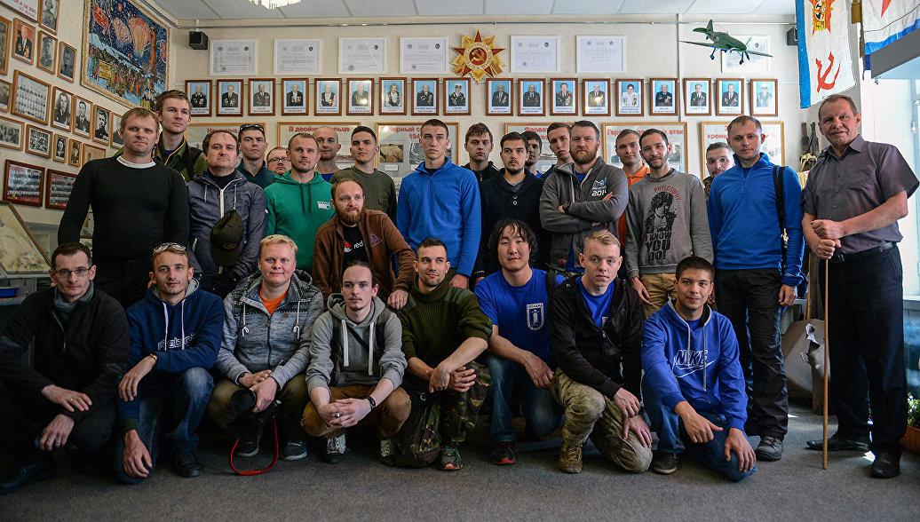 Российско-китайская экспедиция выдвинулась изКронштадта для исследования островов Финского залива