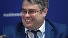 Генеральный директор НО Фонд развития моногородов Илья Кривогов