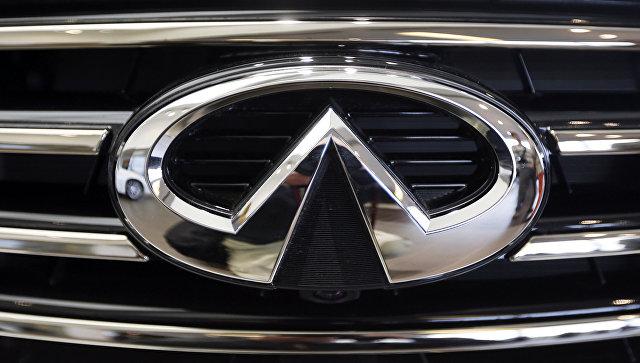 Дилер Nissan отзывает в России больше восьми тысяч машин Infiniti