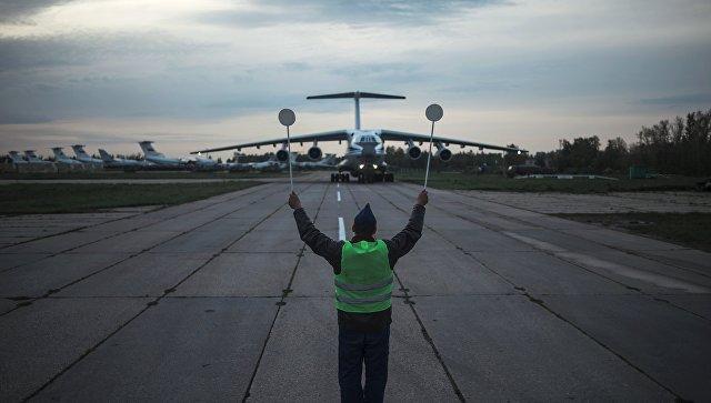 Шесть Ил-76МД ВКСРФ будут задействованы вучениях «Славянское братство— 2017»