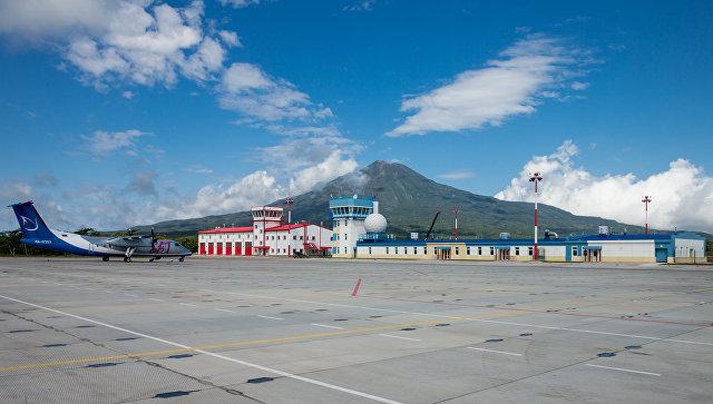 Делегация 2-ой бизнес-миссии Японии высадилась наКунашире