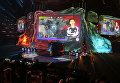 Церемония открытия турнира Epicenter на арене ВТБ Ледовый дворец в Москве