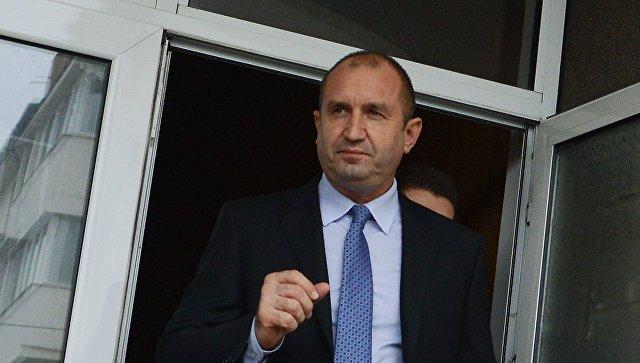 Радев: Болгария поддержит отмену санкций для РФ, однако инициировать это неможет