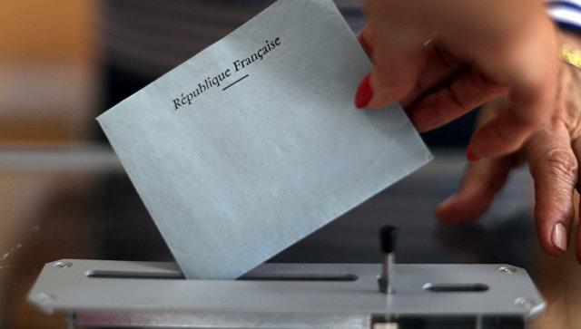 Напарламентских выборах воФранции рекордно невысокая  явка