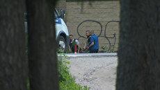 Спецоперация по задержанию стрелка и эвакуация жителей в подмосковном Кратово