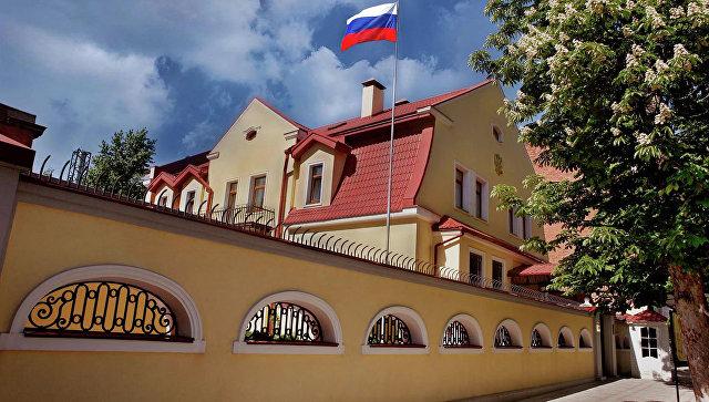 Генеральное консульство России в Харькове. Архивное фото
