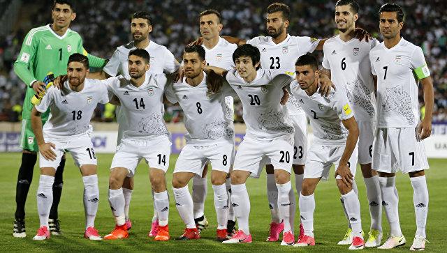 Сборная Ирана стала 3-й командой, гарантировавшей участие вЧМ
