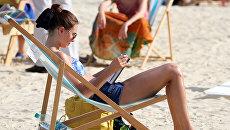 Никакой сметаны: советы дерматолога, как не обгореть летом на пляже
