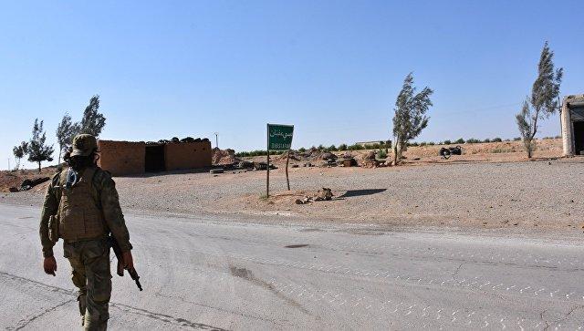 ВСирии освободили отИГ древнейшие развалины Сергиополиса под Раккой