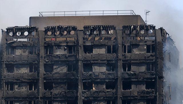 Папа Римский молится о погибших в лондонском пожаре