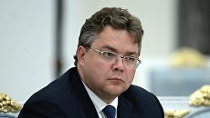 Губернатор Ставропольского края Владимир Владимиров. Архивное фото