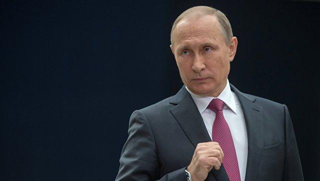 Путин заявил, что Россия сделает все для поддержки людей в Донбассе