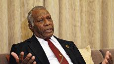 Президент Вануату Балдвин Лонсдейл. Архивное фото