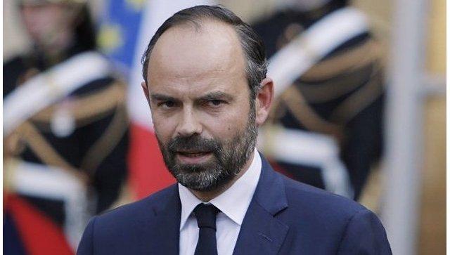 Эдуард Филипп назначен новым премьер-министром Франции. Архивное фото