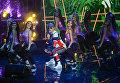 Шоумен Александр Ревва на всероссийском конкурсе красоты Мисс Русское радио в Барвиха Luxury Village в Москве