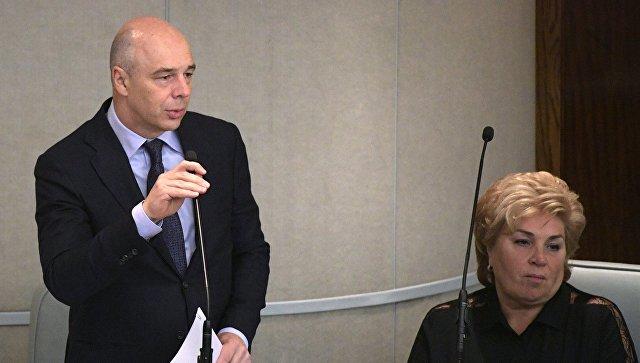 Спрос насуверенные евробонды превысил $3 млрд— министр финансов РФ