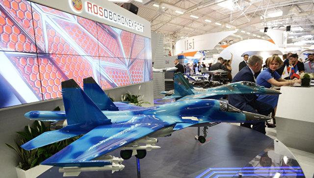 Рособоронэкспорт готов поставлять вооружения странам НАТО