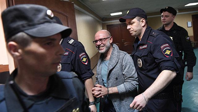 Прошлый руководитель «Гоголь-центра» арестован