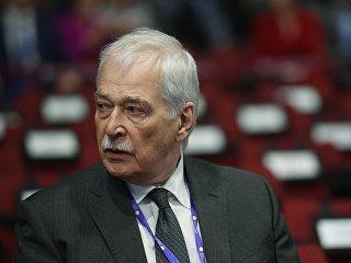 Борис Грызлов. Архивное фото