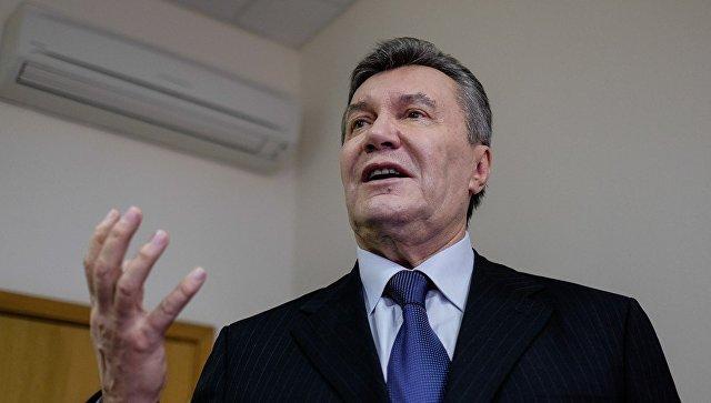 Киевский суд вызвал Януковича надесять заседаний поделу огосизмене
