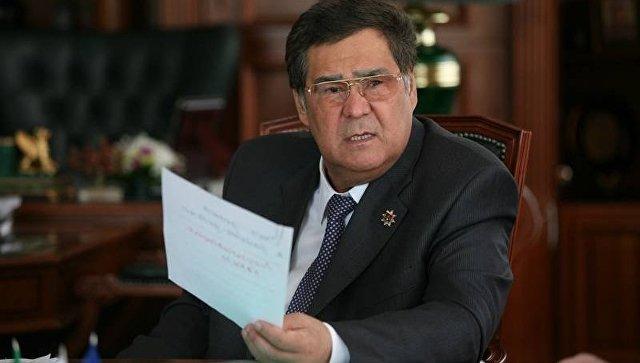 Руководитель Кузбасса Аман Тулеев пояснил ввидеообращении причины ухода вотставку