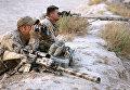 Команда канадских снайперов