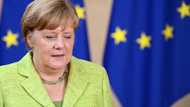 Насаммите G20 вопрос климата Меркель вынесет вцентр переговоров
