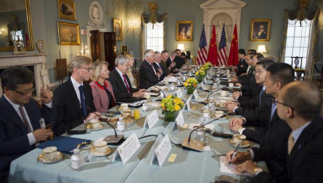 США и КНР достигли исторического соглашения