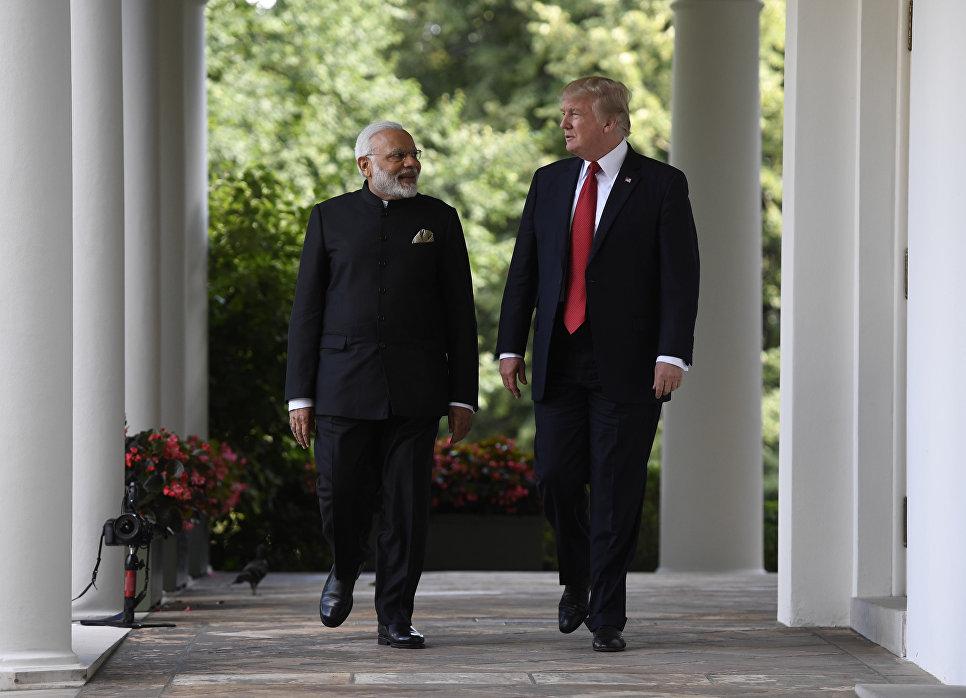 КНР грозит войной Индии из-за спорной территории