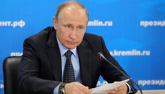 Путин попросил главу Удмуртии разобраться с бараками в регионе