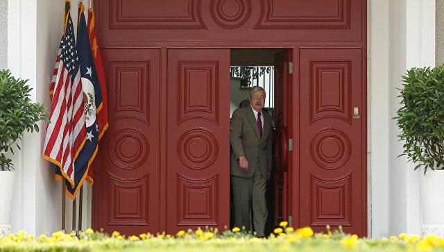 ამერიკის ელჩმა ჩინეთში ჩრდილოეთ კორეის პრობლემის ერთობლივ მოგვარებაზე განცხადება გააკეთა