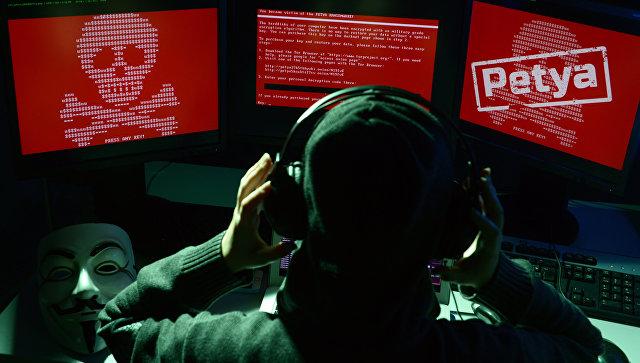 Глобальная атака вируса-вымогателя. Архивное фото