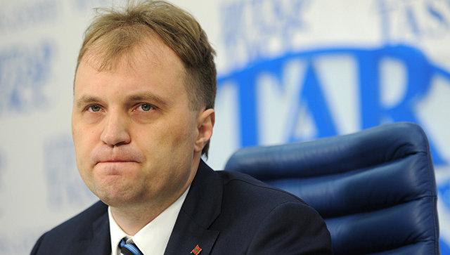 В отношении экс-президента ПМР Шевчука возбудили пять уголовных дел