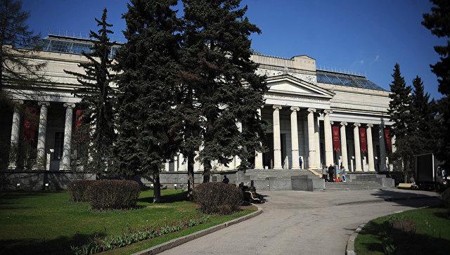ВГМИИ им.Пушкина представлена экспозиция «Пантикапей иФанагория»