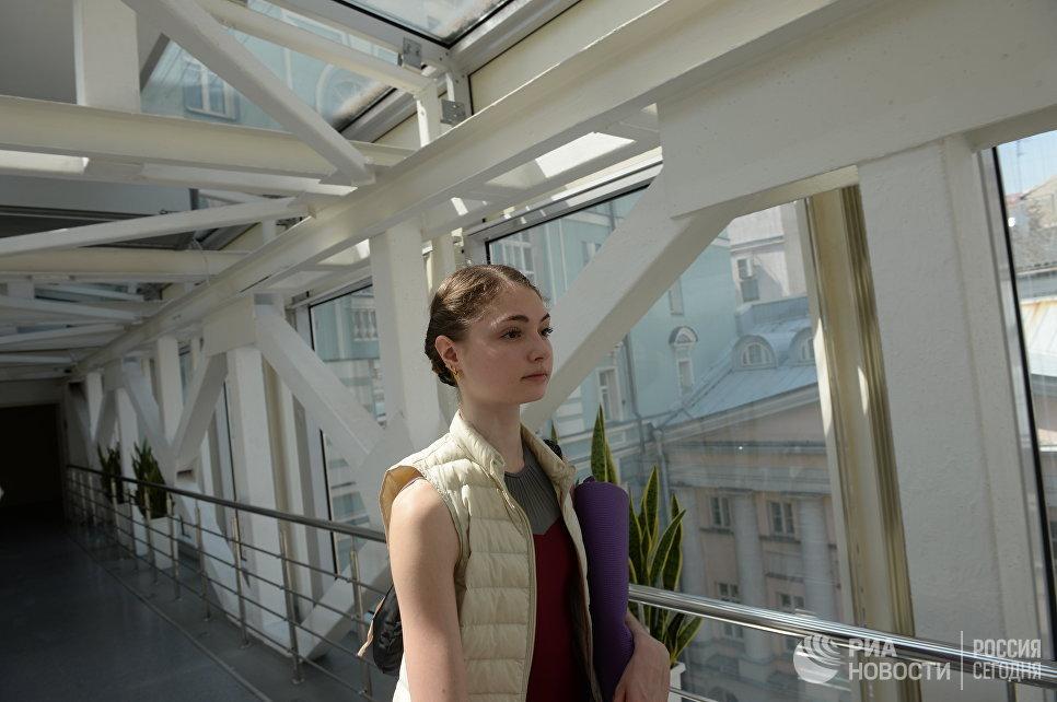 Непристойные фото балерин фото 715-265