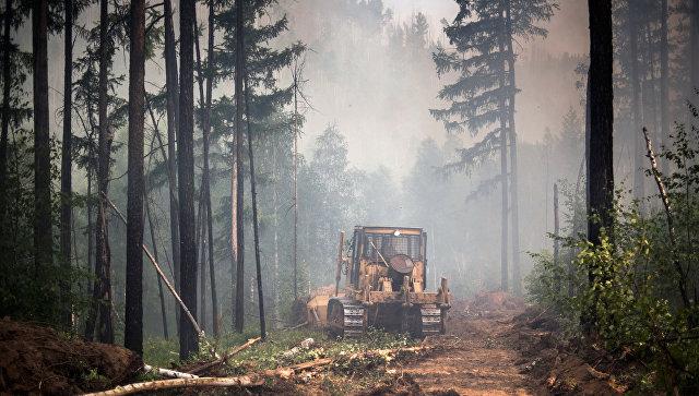 ВБурятии гасят 10 лесных пожаров, новых незарегистрировано