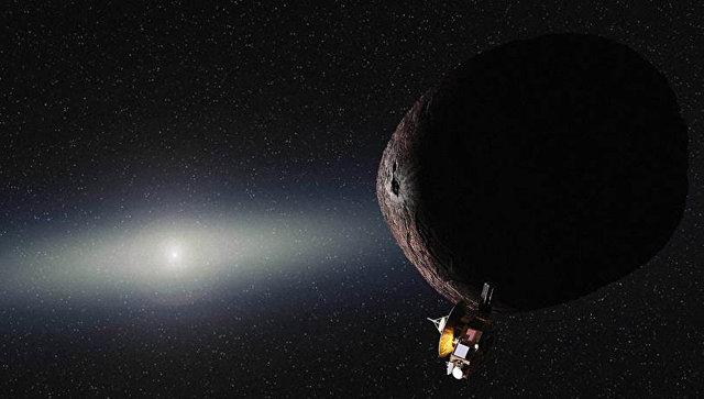НАСА: «предтеча» Плутона может оказаться непланетой, ароем астероидов