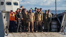 Завершилась комплексная экспедиция РГО Гогланд-2017
