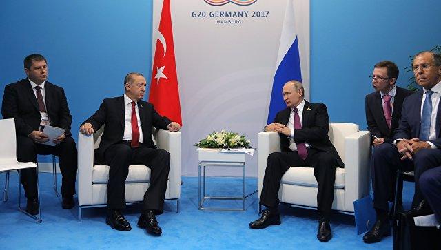 Эрдоган разъяснил нецелесообразность референдума оботделении Иракского Курдистана