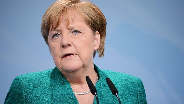 Меркель считает необходимым и обязательным ужесточение мер в отношении Турции