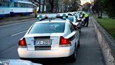 Латвийская полиция. Архивное фото
