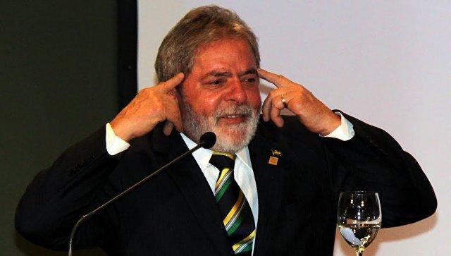 СМИ: экс-президент Бразилии Лула да Силва обжаловал свой приговор