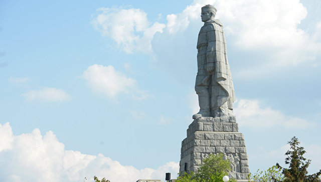 МИДРФ потребовал расследовать осквернение «Алеши» вБолгарии