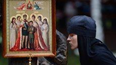 Царский крестный ход в Екатеринбурге