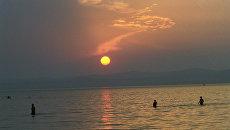 Озеро Балатон. Архивное фото