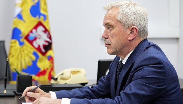 Савченко вступил вдолжность губернатора Белгородской области