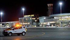 Терминал Международного аэропорта Казань