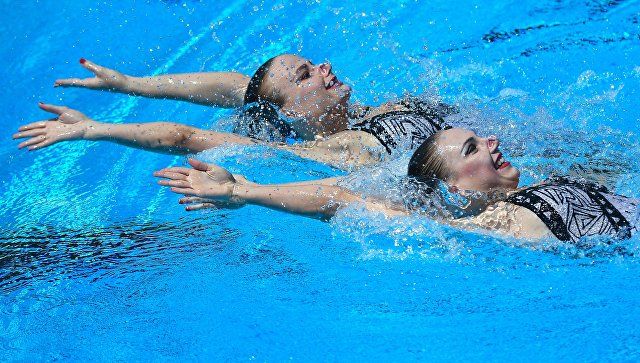 Синхронное плавание переименовали вартистическое
